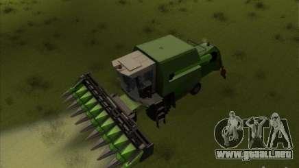 Deutz Harvester para GTA San Andreas