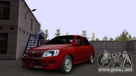 VAZ 2190 drenaje para GTA San Andreas