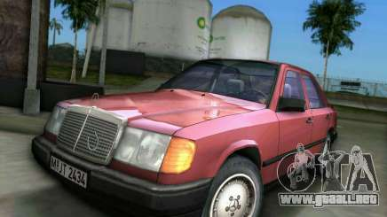Mercedes-Benz E190 para GTA Vice City