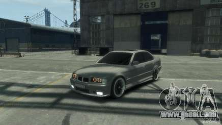 BMW 318i Light Tuning para GTA 4