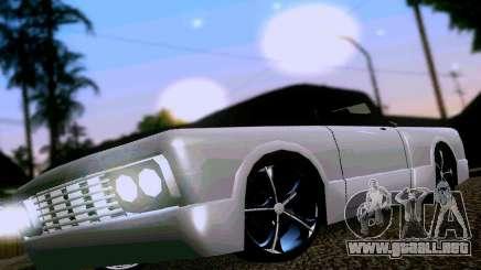 Slamvan Tuned para GTA San Andreas