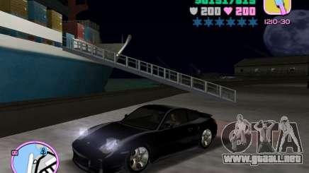 Porsche 911 Twin Turbo para GTA Vice City