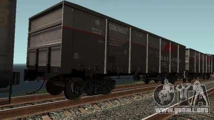 Abrir RZHD JSC para GTA San Andreas