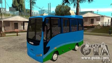 Iveco Eurocity para GTA San Andreas