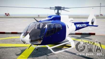 Eurocopter EC 130 Finnish Police para GTA 4