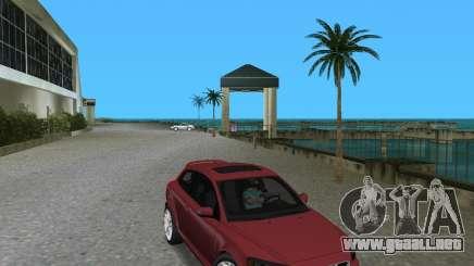Volvo C30 para GTA Vice City