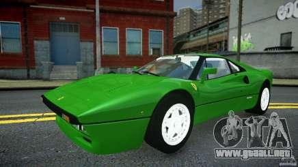 Ferrari 288 GTO EPM para GTA 4