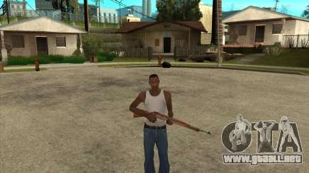 Armas de call of duty para GTA San Andreas