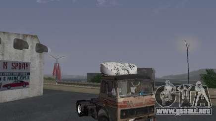 5551 MAZ koljós para GTA San Andreas
