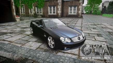 Mercedes Benz SL65 AMG para GTA 4