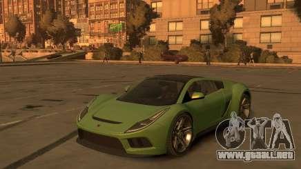 2010 Saleen S5S Raptor para GTA 4