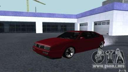 Volkswagen Corrado Burgundy para GTA San Andreas