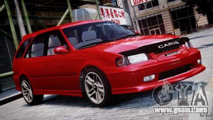Toyota Sprinter Carib BZ-Touring 1999 [Beta] para GTA 4