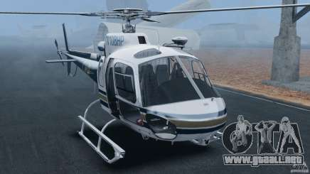 Eurocopter AS350 Ecureuil (Squirrel) para GTA 4