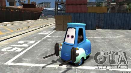 Guido de Cars Mater-National para GTA 4