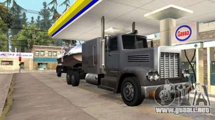 Packer Truck para GTA San Andreas