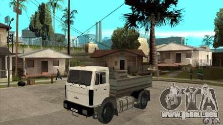 5551 MAZ camión para GTA San Andreas