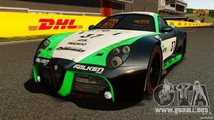 Alfa Romeo 8C Competizione Body Kit 2 para GTA 4