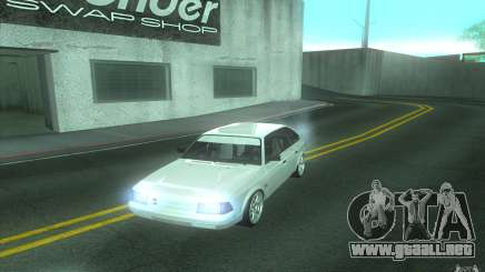 Coche AZLK 2141 Tuning para GTA San Andreas