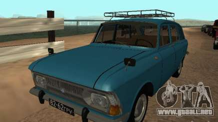 2125 IZH v2 para GTA San Andreas