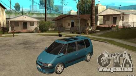 Renault Espace III 1999 para GTA San Andreas