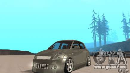 Suzuki Swift Tuning para GTA San Andreas