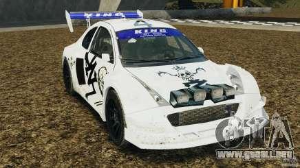 Colin McRae KING Rallycross para GTA 4