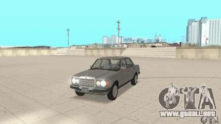 Mercedes-Benz 230 W123 para GTA San Andreas