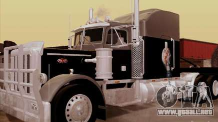 Peterbilt 378 Custom para GTA San Andreas