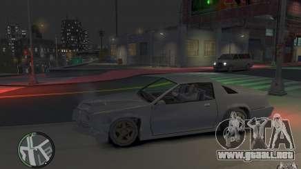 Buffalo IV para GTA 4