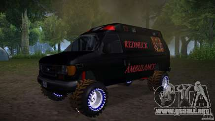 Ford E-450 Off Road para GTA San Andreas