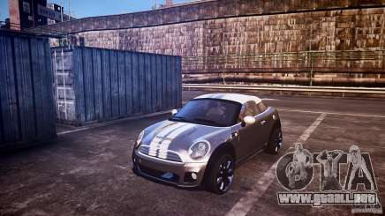 Mini Coupe Concept v0.5 para GTA 4