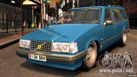 Volvo 945 Wentworth R Ridiculous Drift para GTA 4