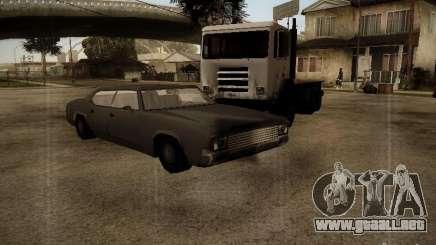 Impaler 1987 San Andreas Stories para GTA San Andreas