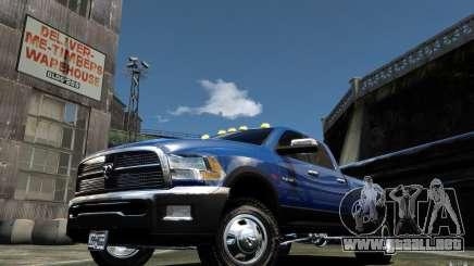 Dodge Ram 3500 Stock Final para GTA 4