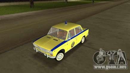 Policía VAZ 2103 para GTA Vice City
