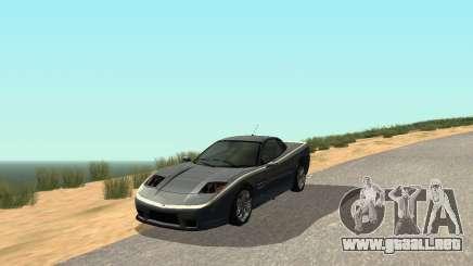 Soquette de GTA 4 para GTA San Andreas