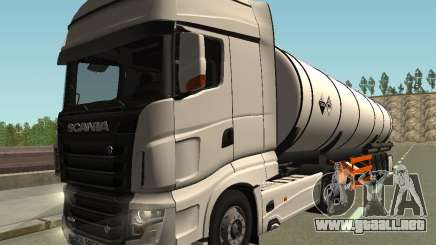 Scania R700 Euro 6 para GTA San Andreas