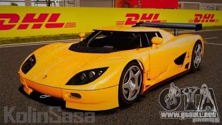 Koenigsegg CCGT Stock para GTA 4