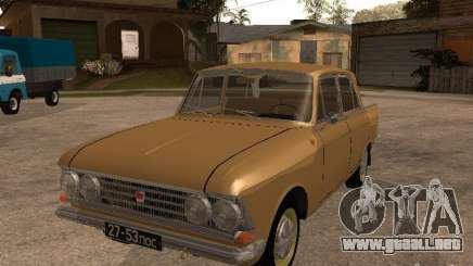 Moskvitch 408 Elite para GTA San Andreas