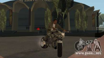 TLaD Double T Custom para GTA San Andreas