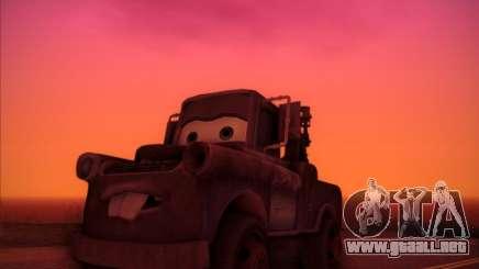 Car Mater para GTA San Andreas