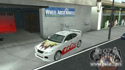 Lexus IS300 para GTA San Andreas
