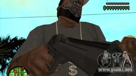 Desert Eagle HD para GTA San Andreas