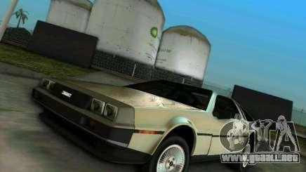 DeLorean DMC-12 V8 para GTA Vice City