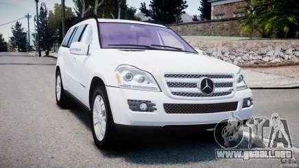 Mercedes-Benz GL450 para GTA 4