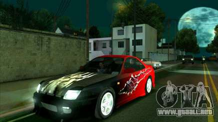 Honda Prelude con afinación para GTA San Andreas