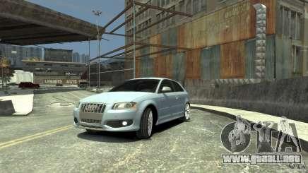 Audi S3 2009 para GTA 4