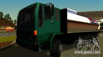 Tanque c DFT-30 para GTA San Andreas
