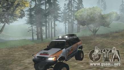 Tornalo 2209SX 4x4 para GTA San Andreas